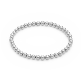 Moon Bracelet (various sizes)-Sterling Silver-Large-Phyllis + Rosie