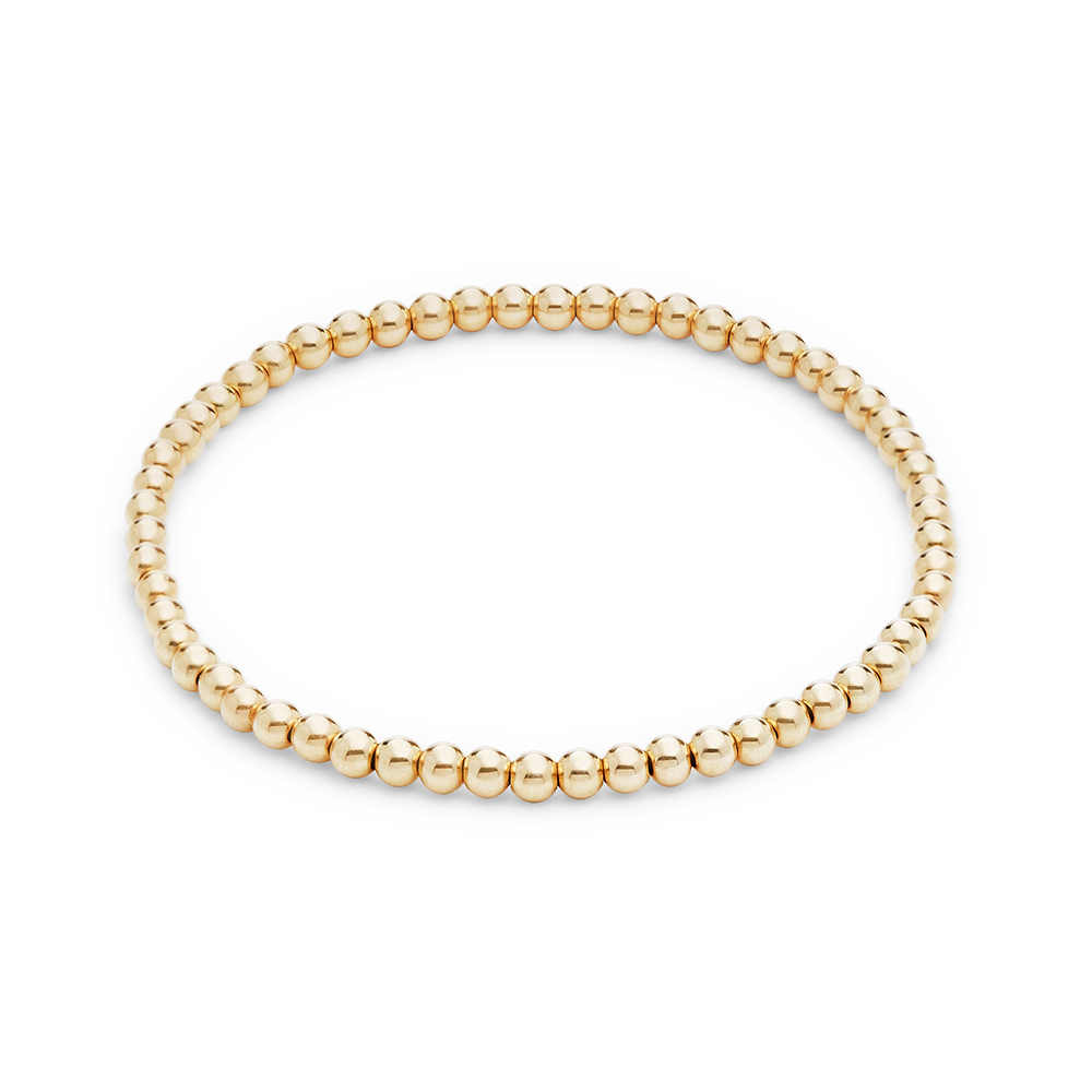 Moon Bracelet (various sizes)-Gold-Medium-Phyllis + Rosie