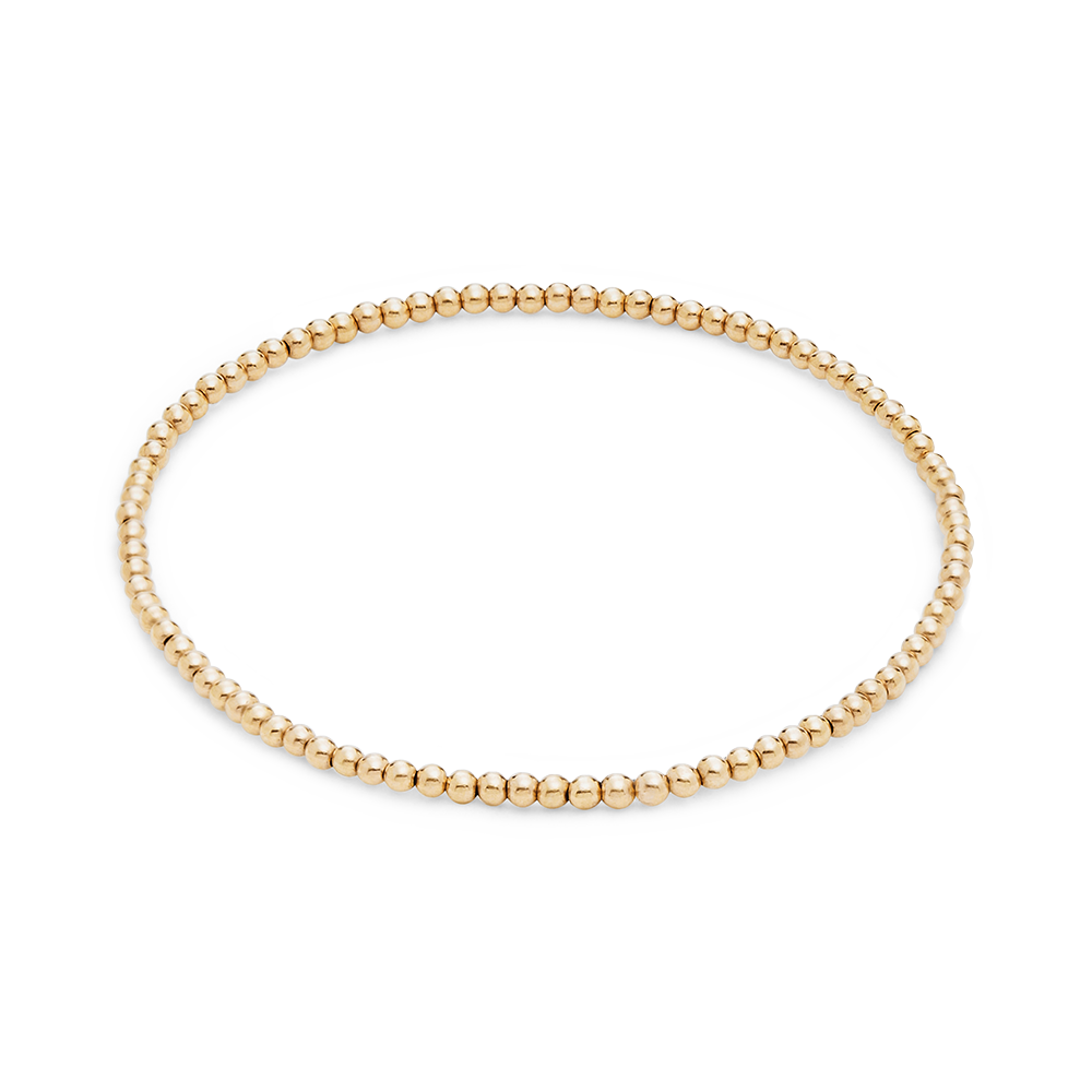 Moon Bracelet (various sizes)-Gold-Mini-Phyllis + Rosie