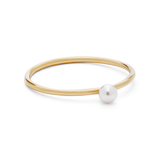 Pearl Ring-14K Yellow Gold Filled-White-5-Phyllis + Rosie