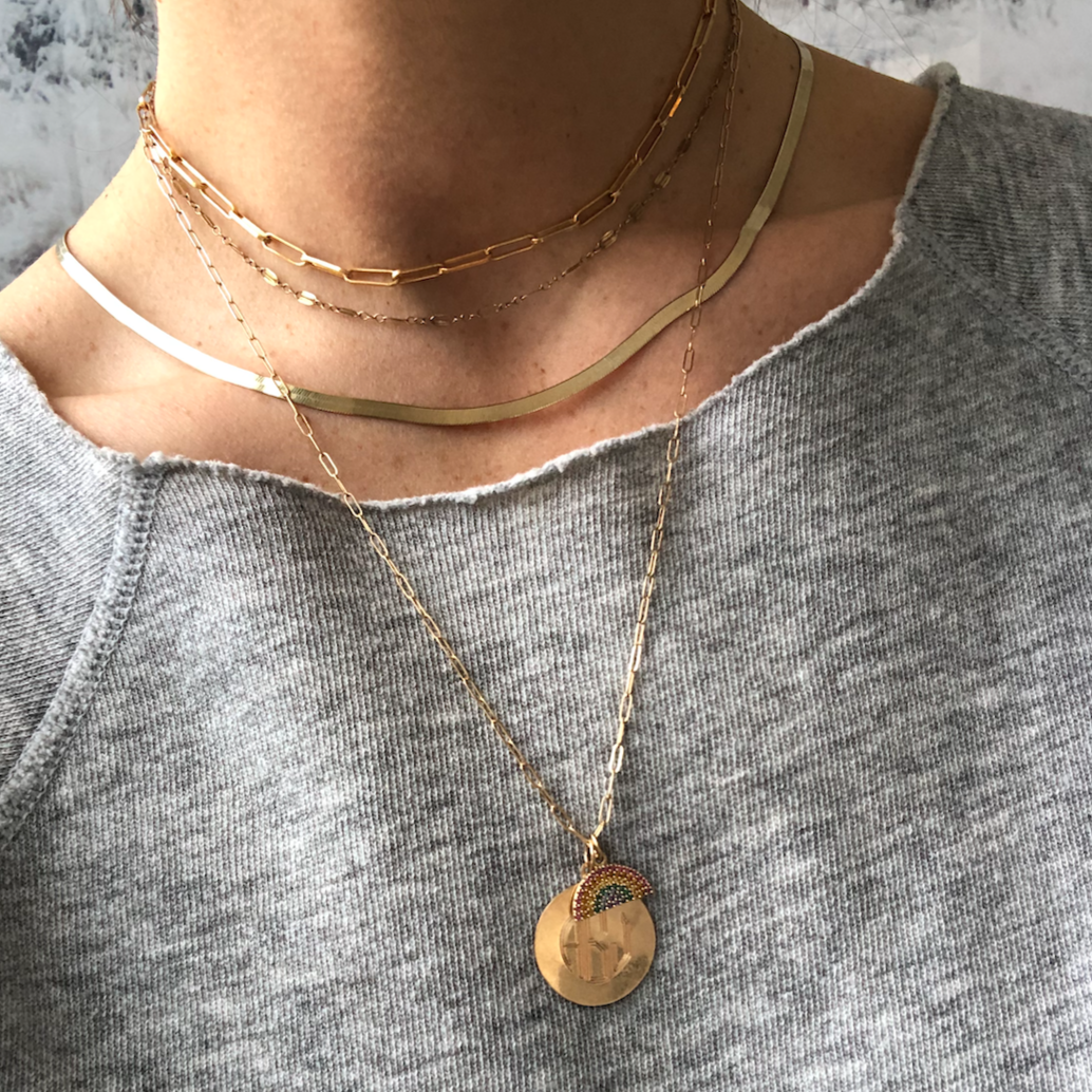Essential Link Chain Necklace