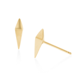 Dagger Studs-Gold-Single-Phyllis + Rosie