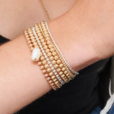 Everyday Stack Bracelets-Phyllis + Rosie