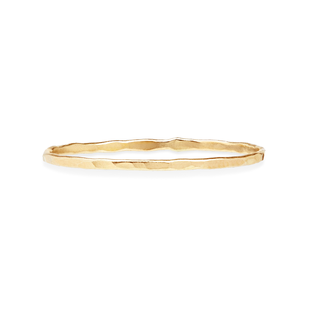 Naked Ring-14K Yellow Gold FIlled-3-Phyllis + Rosie