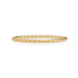 Rope Ring-14K Yellow Gold Filled-3-Phyllis + Rosie