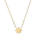Sunburst Necklace-Phyllis + Rosie
