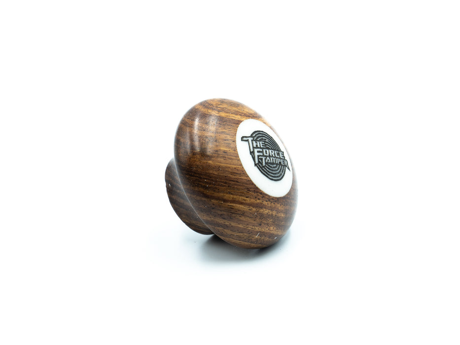 The Force Tamper JellyHandle Wood & Stainless Steel
