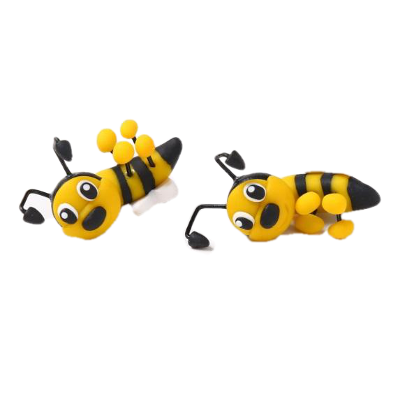 Baby Bee Earrings - BellePark
