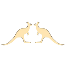 Load image into Gallery viewer, Kangaroo Earrings - BellePark