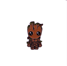 Load image into Gallery viewer, Baby Groot Enamel Pin - BellePark