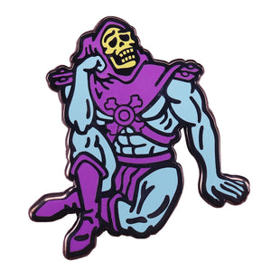 Skeletor Enamel Pin - BellePark