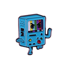 Load image into Gallery viewer, Adventure Time, BMO Enamel Pin - BellePark