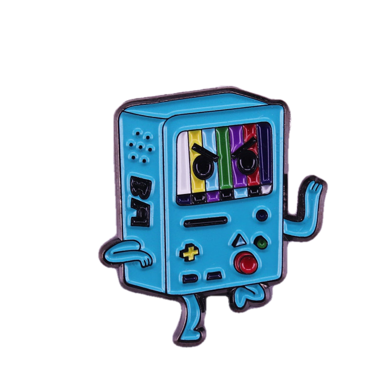 Adventure Time, BMO Enamel Pin - BellePark