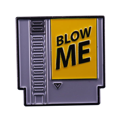 Blow me, Enamel Pin - BellePark
