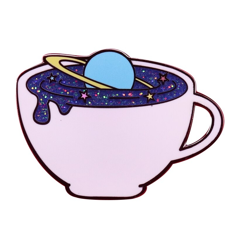 A cup of Galaxy Pin - BellePark