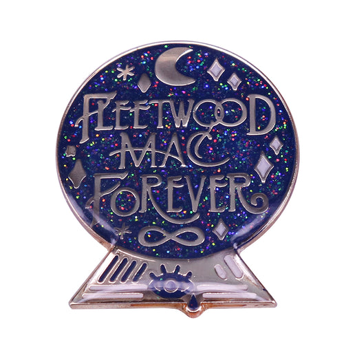 Fleetwood Mac Forever Enamel Pin - BellePark
