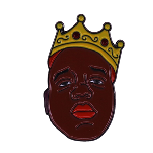 Notorious B.I.G Enamel Pin - BellePark