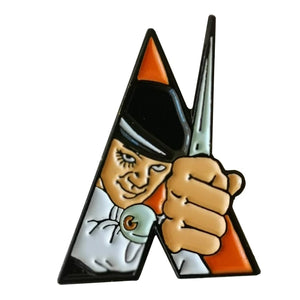 A Clockwork Orange Enamel Pin - BellePark