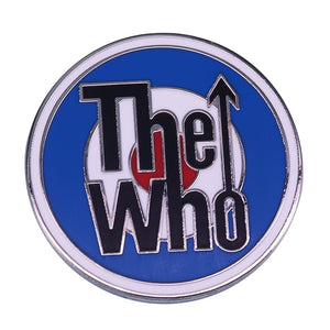 The Who Pin - BellePark