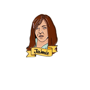 Chris Lilley's Ja'mie Private School Girl Pin