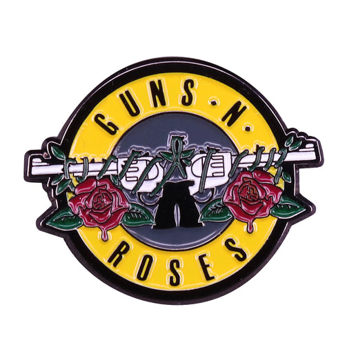 Guns N Roses Pin - BellePark