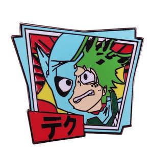 My Hero Academia Enamel Pin - BellePark