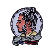 Load image into Gallery viewer, Post Malone Pin - BellePark