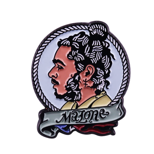 Post Malone Pin - BellePark