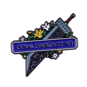 Final Fantasy VII Pin - BellePark
