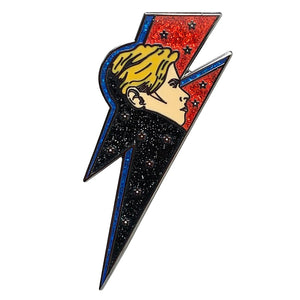 Starman Enamel Pin - BellePark