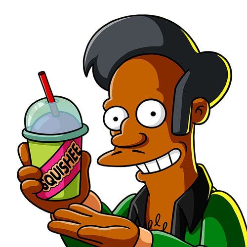 Apu Nahasapeemapetilon Simpsons Pin - BellePark