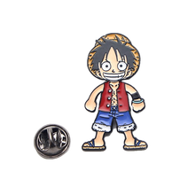 Load image into Gallery viewer, Monkey D Luffy Enamel Pin - BellePark