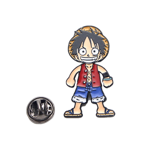 Monkey D Luffy Enamel Pin - BellePark