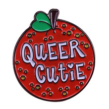 Load image into Gallery viewer, Queer cutie Pin