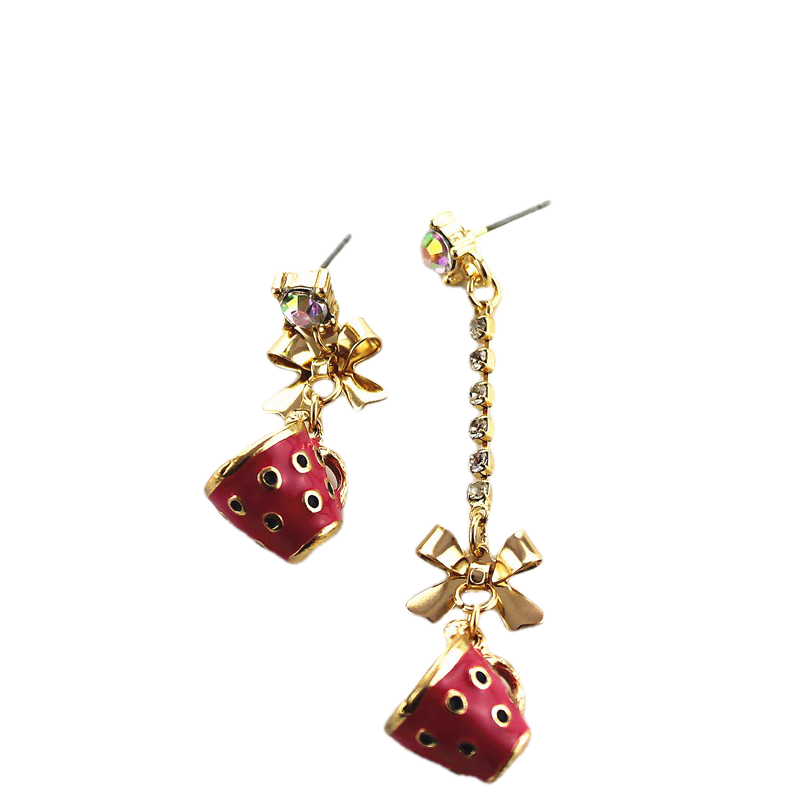 Tea Party Earrings - BellePark