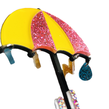 Load image into Gallery viewer, Here comes the Rain Again Earrings - BellePark
