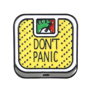 Don't Panic Scales Pin - BellePark