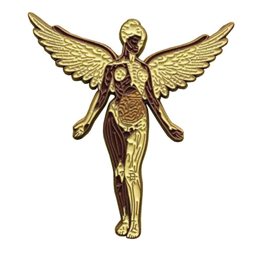 Nirvana In Utero Pin - BellePark