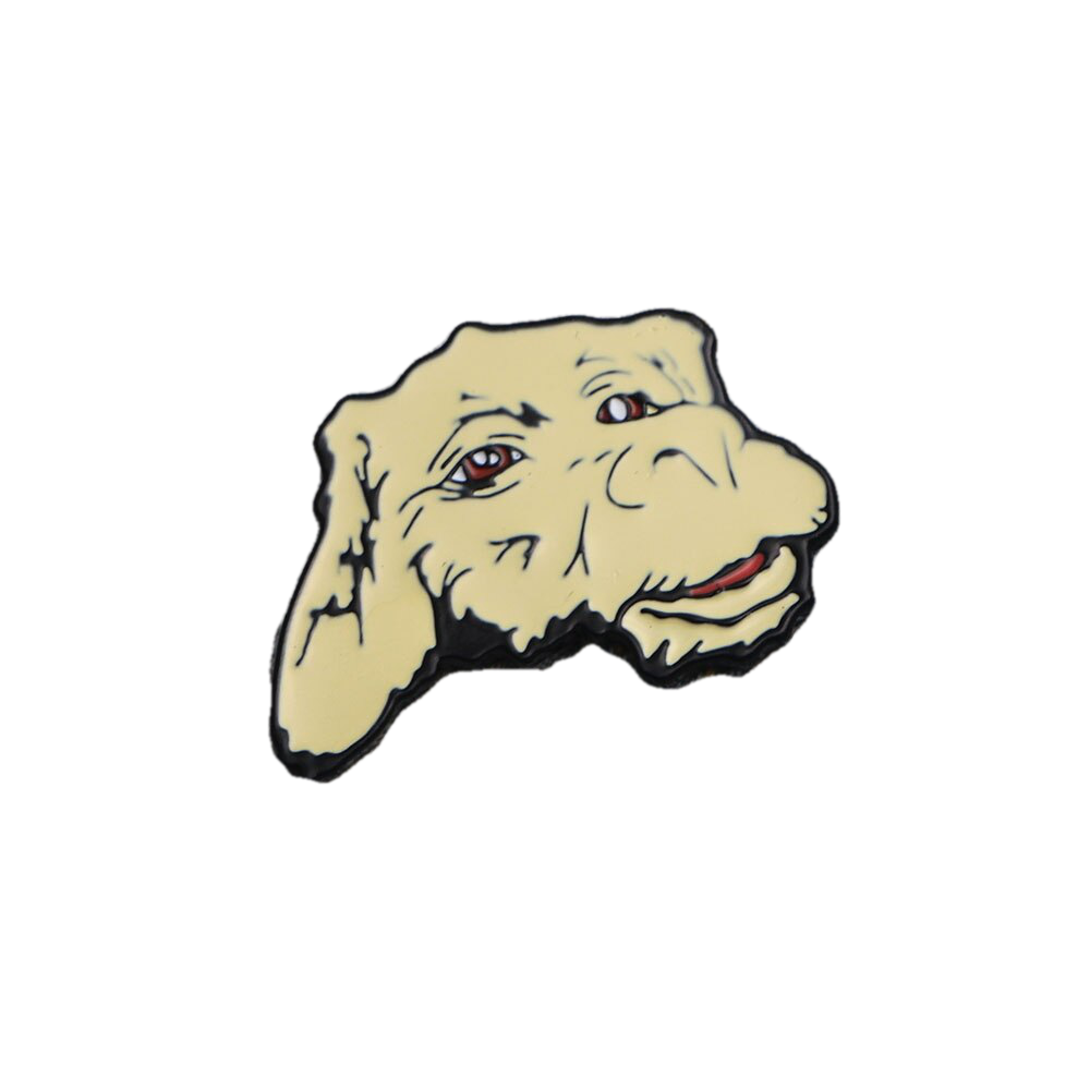 The Neverending Story Falcor, The Luck Dragon Enamel Pin - BellePark