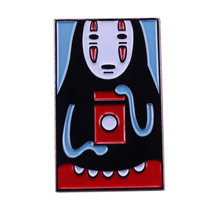 Spirited Away Enamel Pin - BellePark
