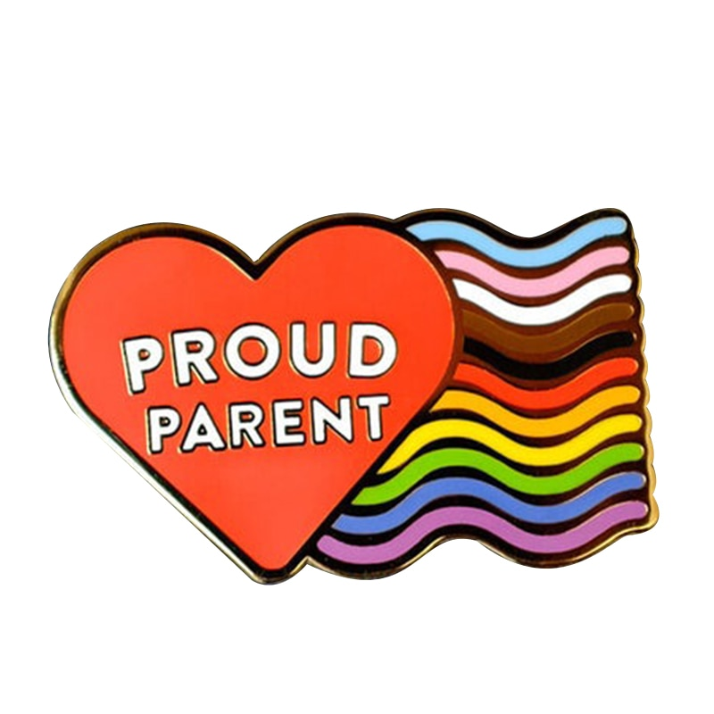 Proud Parent Pride Pin - BellePark