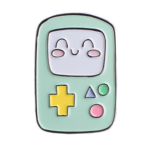 Adventure Time BMO Enamel Pin - BellePark