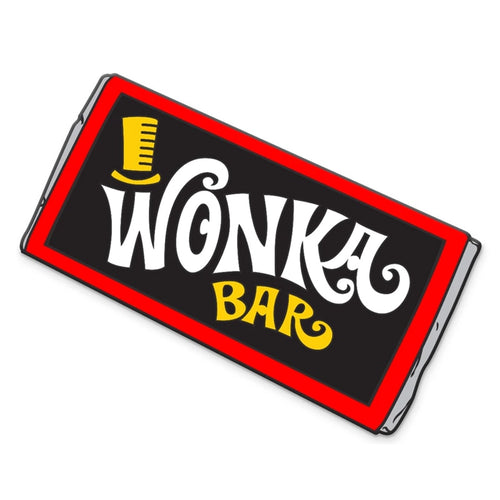 Wonka Chocolate Pin