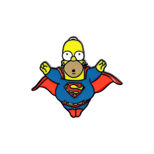 Super Homer Enamel Pin - BellePark