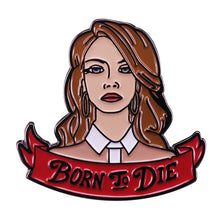 Load image into Gallery viewer, Lana del Rey Enamel Pin - BellePark
