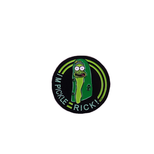 I'm Pickle Rick Enamel Pin - BellePark