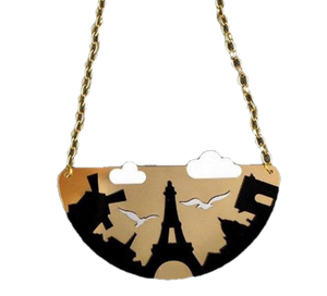 Made in Paris Necklace - BellePark
