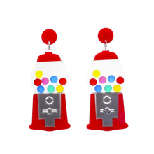 Load image into Gallery viewer, Gumball Glamour Earrings - BellePark