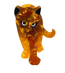 On the Prowl Brooch - BellePark