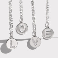 Load image into Gallery viewer, Monogram Pendant Necklaces - BellePark